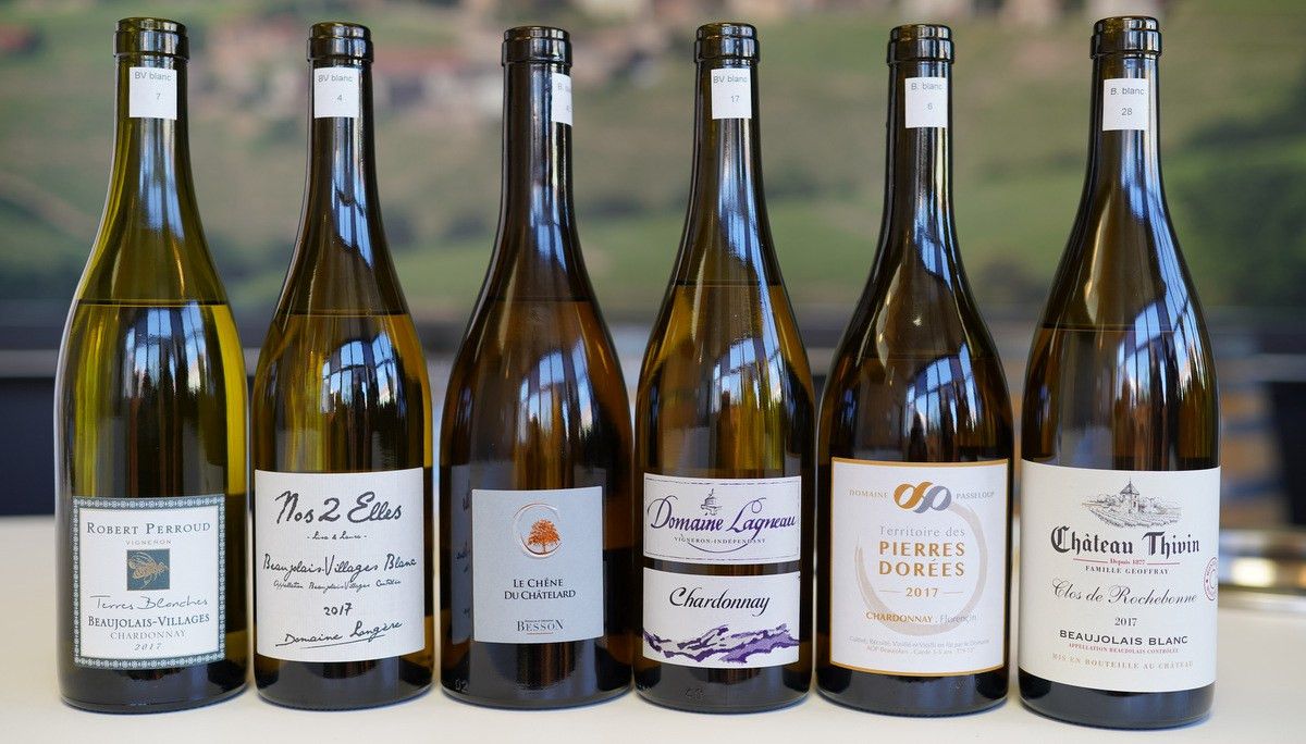 Burgundy Reports -  2017 Beaujolais Blanc - 2019/05